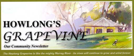 Howlong Australia  city photo : ... grapevine community newsletter of our little town of howlong australia